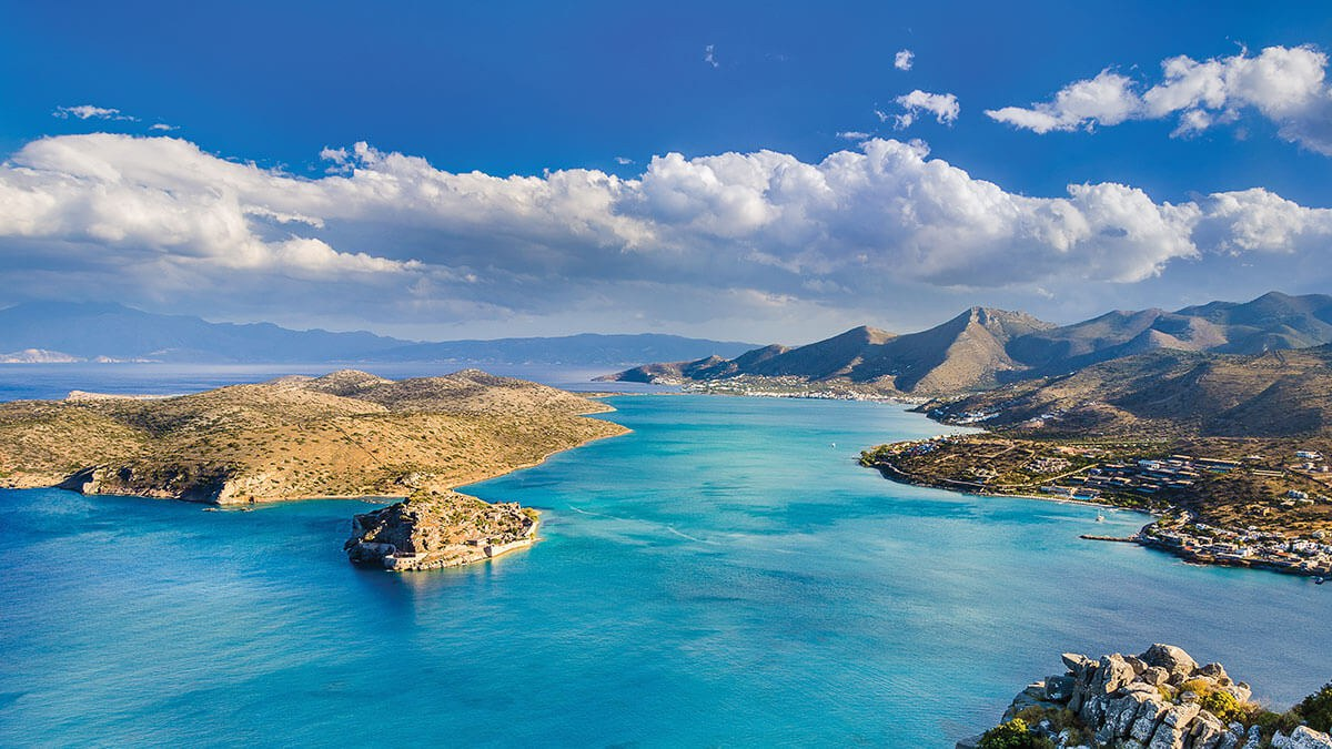 The Island Victoria Hislop, last leper colony in Europe, Venetian Fortress Spinalonga